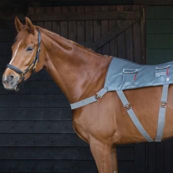 Derka do masażu dla koni...
